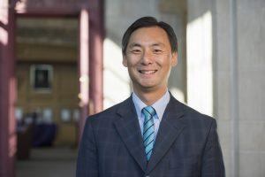 Professor Morse Tan