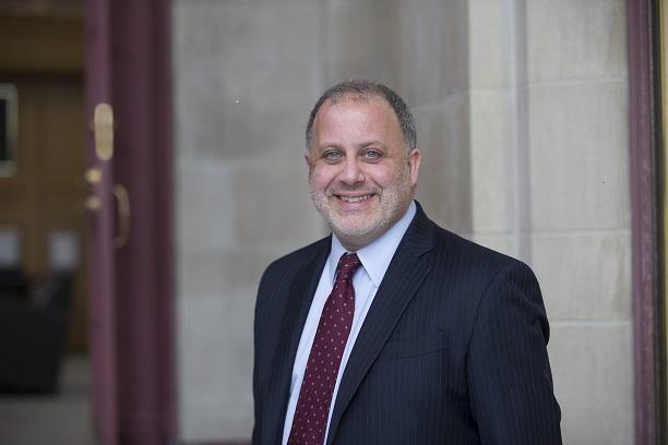 Associate Dean Marc Falkoff