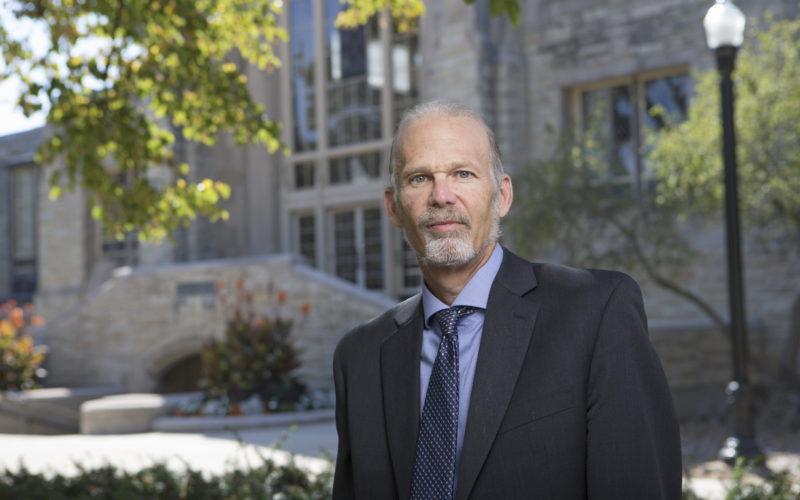Professor David Rosenfeld